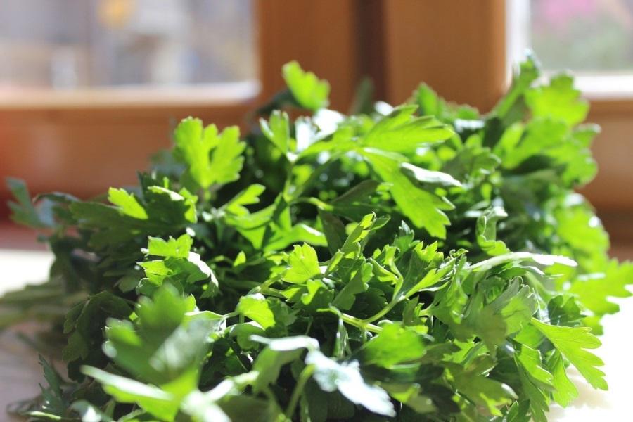 Рецепт соусас зеленью и оливковым маслом