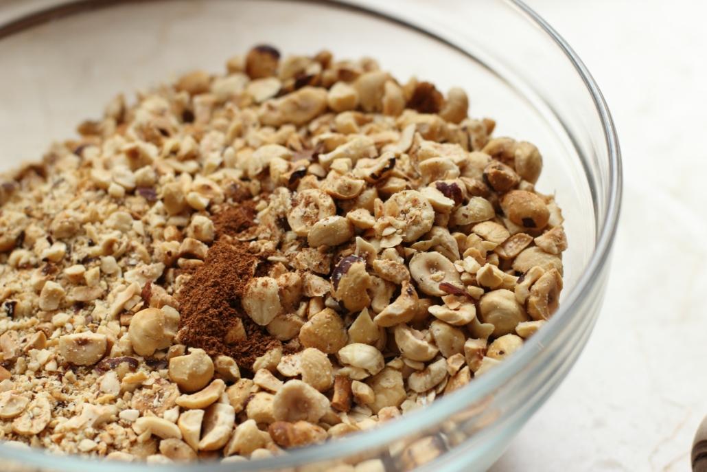 Домашняя гранола с орехами, семечками и с секретом