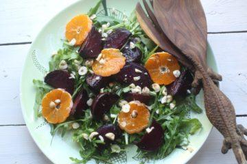 Прощай, генетический детерминизм! Плюс салат из свеклы, запеченной с тимьяном, зелени и мандаринов