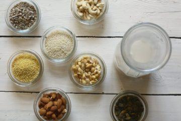 Растительные альтернативы молочным продуктам