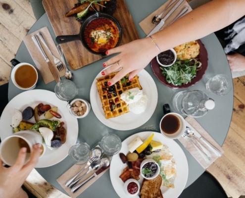 Интервалы между едой или о мифах дробного питания