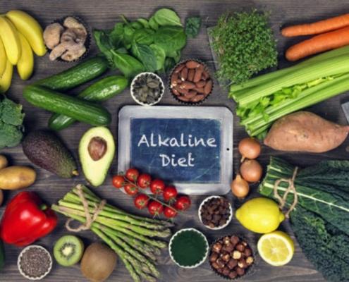 """Насколько полезна """"ощелачивающая"""" диета?"""