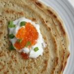 Рецепт овсяных блинов из 2 ингредиентов