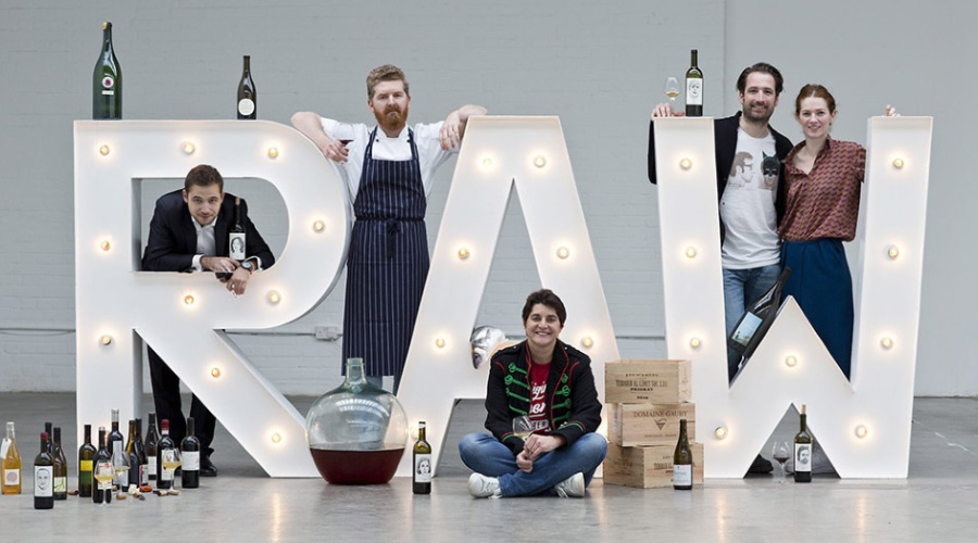 Raw wine fair 2019